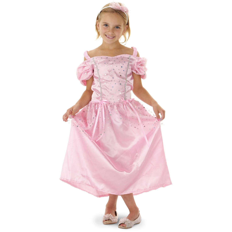 Princess Dress Fairy Tale 2 Pieces Childrens Size M