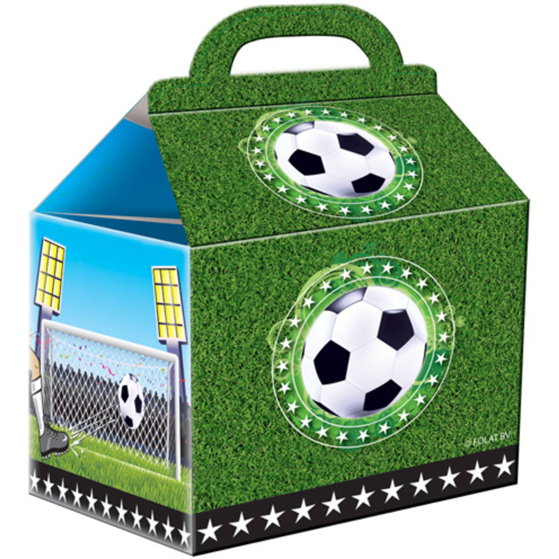 Large Sports Gift Box Soccer Baseball Football