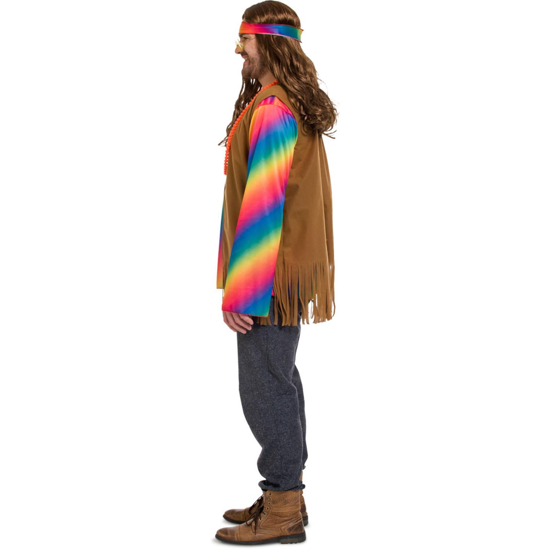 a21c0b403e6 Hippie Outfit Heren - Maat XL - XXL 2