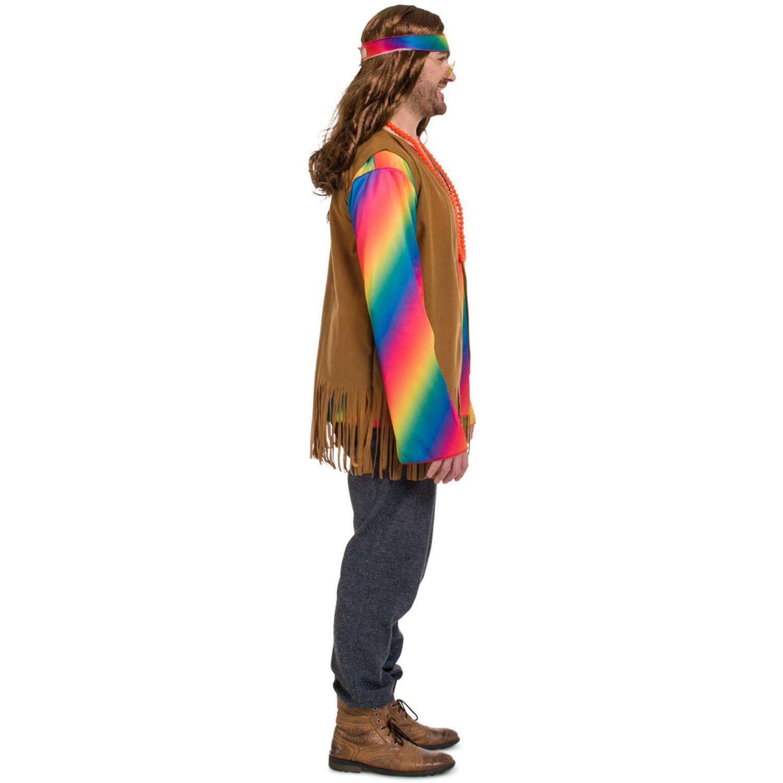 43c9101357c Hippie Outfit Heren - Maat XL - XXL 3