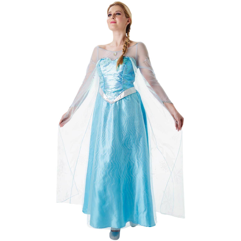 Disney Frozen / Die Eiskönigin Kleid Elsa für Erwachsene ...