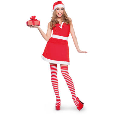 Sexy Miss Claus Costume for Women - Size L-XL 1