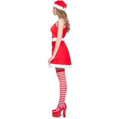 Sexy Miss Claus Costume for Women - Size L-XL 2