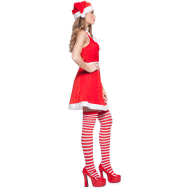 Sexy Miss Claus Costume for Women - Size L-XL 3