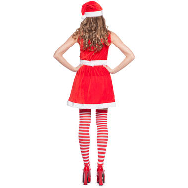 Sexy Miss Claus Costume for Women - Size L-XL 4
