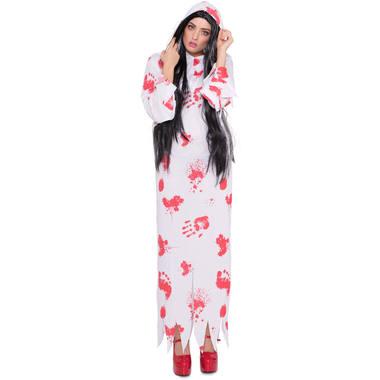b7cc8089067e8d Spoken Kostuum met Bloed Dames - Maat L-XL