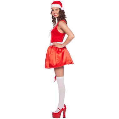 Christmas Dress with LED for Women - Size S-M 2