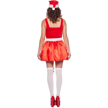 Christmas Dress with LED for Women - Size S-M 3