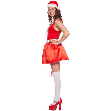 Christmas Dress with LED for Women - Size L-XL 2