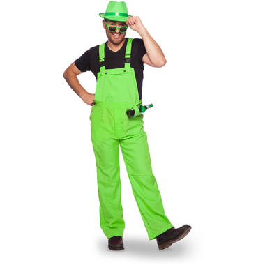 Overall Neon Green for Adults - Size L- XL 3