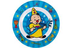 Bumba Clown Plates 23 cm - 8 pieces 1