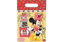 Minnie's Cafe - Minnie Mouse Gift Bags - 6 pieces 1