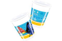Disney Finding Dory Disposable Cups - 8 pieces 1