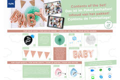 Party Package Online Gender Reveal Party Boy 4